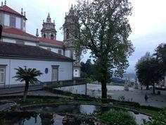 Bom Jesus do Monte, Braga, Portugal:) Foto de Mariana Gibara