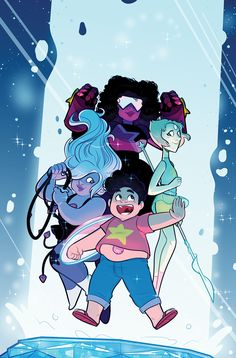 There's finally going to be an ongoing Steven Universe comic book series from Boom! We have an exclusive first look. Steven Universe Wallpaper, Steven Universe Movie, Universe Art, Steven Universe Stevonnie, Art Style Challenge, Boom Studios, Green Lantern Corps, Planet Of The Apes, Planet Earth
