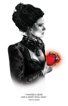 The Evil Queen Once Upon a Time
