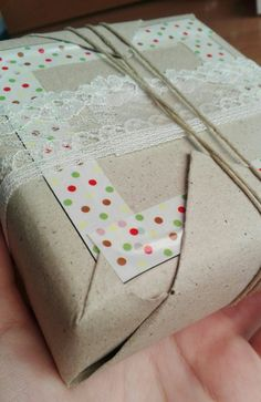 #gift #game #cards #flower #diy #wrapping #birthday