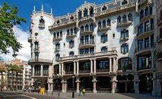 BARCELONA  Hotel Casa Fuster.Passeig de Gràcia 132.   Especialistas en conciertos de jazz