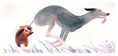 Greyhound Page 18B, Chris Appelhans
