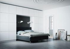 Mano garderobe – enkelt og gennemtænkt design