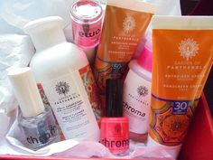 Thank you @beautytestbox for this amazing gift! I just open the @gardenofpanthenols  box! http://ift.tt/237zsvU #mirtoulini29