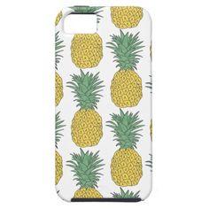 Pineapple iPhone SE/5/5s Case