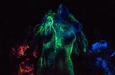 Aquarelas Cor De Vento Parte 1- UV Photography on Behance