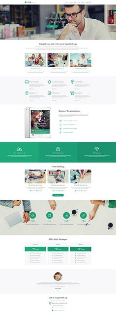 Web Design •                         Most Popular •              Espresso Web Inspiration at your Coffee Break!         Joomla • Template #53576