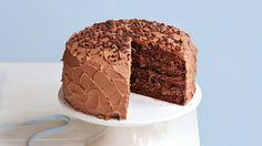 Met de heerlijke Nutella verjaardagstaart in laagjes verras je iedereen op je feestje!