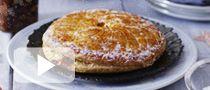 Mincemeat and Frangipane Tart Frangipane Tart, Mincemeat, Christmas Recipes, Baked Potato, Real Food Recipes, French Toast, Prepping, Baking, Breakfast