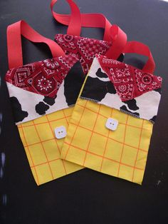 Woody Or Jessie  toy story birthday Treat by Heartfeltcostumes, $4.00