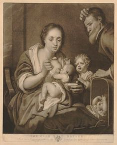 ✿Maternity✿ The Good Mother, 1787 (German)