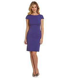 Antonio Melani Apple Dress #Dillards def getting this one! Color is great