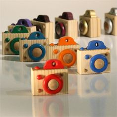 Pretend Digital Camera  Wooden  Color of your by ForeverAfters, $15.00