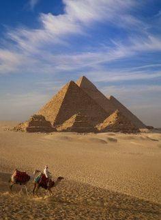 La inspiración de los viajes a Egipto