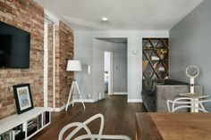 Wielicka Apartment 02 850x567 Wonderful Wielicka Apartment designed by BLACKHAUS Architecture