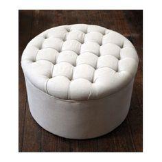 Vavoom Emporium - Allison Ottoman Linen, $436.50 (http://www.vavoom.com.au/allison-ottoman-linen/)