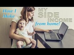 11 Ways Moms Can Earn a Legitimate Side Income From Home