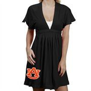 Auburn Tigers Ladies Black Burner V-neck Dress #Ultimate Tailgate Fanatics