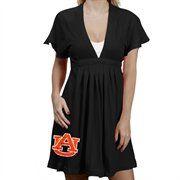 Auburn Tigers Ladies Black Burner V-neck Dress #fanaticssummerwishlist