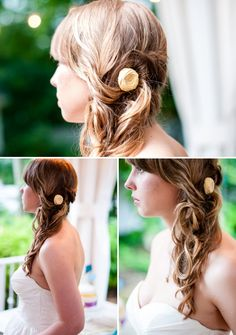 plait braid wedding hair bride http://www.thephotographycollection.com/