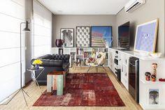 #Ideas geniales para sobrevivir en un #piso pequeño https://www.homify.es/libros_de_ideas/512961/ideas-geniales-para-sobrevivir-en-un-piso-pequeno