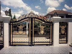 House Gate Style - Bing Images