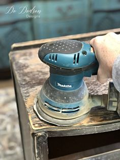How To Add Copper Patina To Furniture Without Fear - Do Dodson Designs