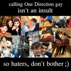 LLN we love ya 1D don't let the haters bother you as long as u guys have us direction fans you'll be strong don't listen to the haters there just jelly(jelouse) that ur living the dream that they have but 1D u guys are amazing don't ever think different who cares about what people say about you just be you and have fun u guys are my role models plz never split apart I love ya with all my heart❤