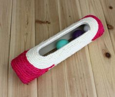 osell wholesale dropship Stylish Natural Sisal Hemp Scratcher Cat Toy $4.9