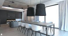 Jadalnia styl Nowoczesny - zdjęcie od A2 STUDIO pracownia architektury - Jadalnia - Styl Nowoczesny - A2 STUDIO pracownia architektury