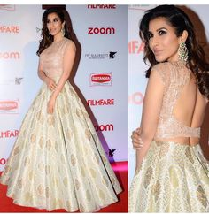 Sophie # lehenga # Manish Malhotra # Bollywood fashion