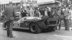TRIESTE-OPICINA 1970 - FERRARI 512 S (Giampiero Moretti - MOMO) PRACTICE