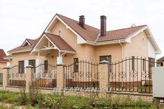 """""""Поместье"""" - одноэтажный дом с удобной планировкой"""