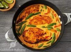 Zobacz zdjęcie Kurczak w czerwonym sosie curry w pełnej rozdzielczości