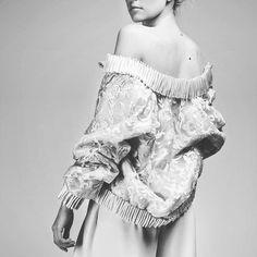 Belma Tvico Bomber Jacket   #belmatvico #fashion #collections #aw1718 #lookbook #couture #luxuryfashion #elegant #modern #tailoring #bomberjacket #lace #inspiration #