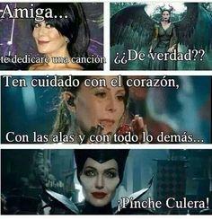 Im sorry if you don't get esto esta pa 're pin 100 Memes, Mexican Humor, Greggs, Disney Memes, Disney Villains, Maleficent, Disney Love, Laughter, Lol