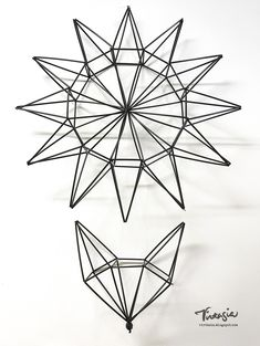 Straw Sculpture, Parol, Christmas Diy, Diy And Crafts, Sculptures, My Love, Diy Jewellery, Ink, Sodas