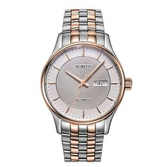 79.99$  Watch here - http://aliv3y.worldwells.pw/go.php?t=32692442496 - OCHSTIN Silver Modern Watches For Men Automatic Calendar Week Display Business Man Stainless Steel Relogio Masculino De Luxo 79.99$