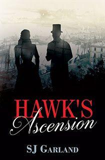 Hawk's Ascension - a historical fiction by SJ Garland #ebooks #kindlebooks #freebooks #bargainbooks #amazon #goodkindles