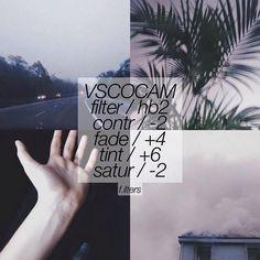 【VSCO EDITING TIPS】【LIFESTYLE】【修图技巧】【生活篇】【Instagram】