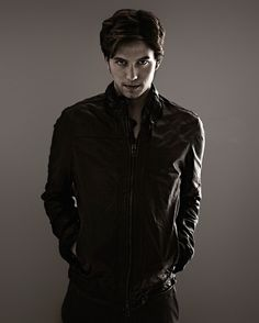 Jackson Rathbone-the dark and brooding look really works for him. Rowr!