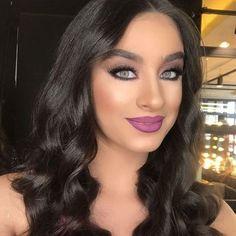 Purple shades �� Hands up if you like purple makeup �� .Makeup done by @maya.the.mua . . #AmadeusSabra #Selfie #Purple #Colors #Hairstyle #Makeup #MakeupFeed #Photography #Artist #Art #Cosmetics #MakeupBloggers #Celebrity #BeautyBloggers #Style #Love #Bride #Beauty #MakeupArtistsWorldwide  #LebaneseWeddings #Weddings #Beautiful #InstaWedding #InstaMakeup #Girls #Lebanon #Beirut #Zahle #Dubai #Bekaa http://tipsrazzi.com/ipost/1523857486187175074/?code=BUl1E9YgZyi
