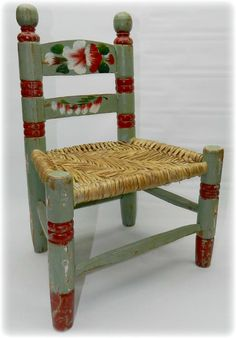from these hands...: Little Mexican Chairs - come sit awhile and visit www.mainlymexican.com #Mexico #Mexican #chair