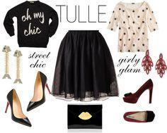 tulle style