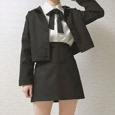 Kawaii Fashion, Cute Fashion, Asian Fashion, Fashion Outfits, Girl Fashion, Fashion 2020, Men Fashion, Vintage Fashion, Fashion Tips