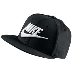 Nike Limitless True Cap&Nbsp; ($28) ❤ liked on Polyvore featuring accessories, hats, snap caps, caps hats, fleece hat, nike hat and fleece cap