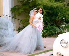 Adriana De Moura and Frederiq Marq wed in Coral Gables, Fla. on May 17, 2013, which will be featured on the third season of the Real Housewives of Miami.