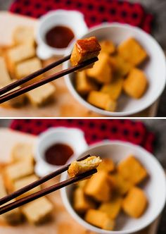 Birmańskie tofu