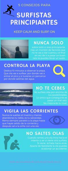 5 consejos para surfistas principiantes