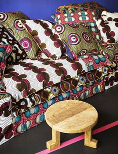 Linteloo celebrated with Africa by Paola Navone